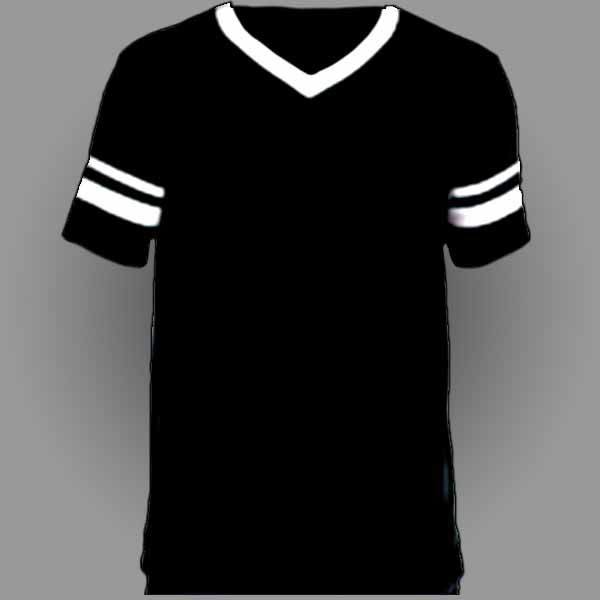 Black Sleeve Stripe Jersey