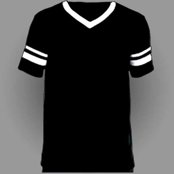 Black Sleeve Stripe Jersey